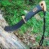 Испытание мачете GERBER Bear Grylls Survival
