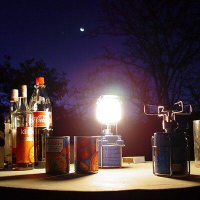 Газовые лампы