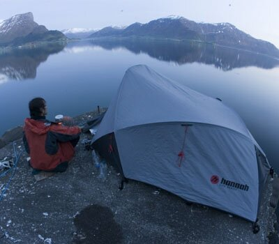 Палатки Hannah