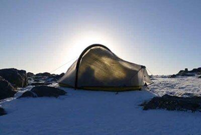 Палатки Terra Nova